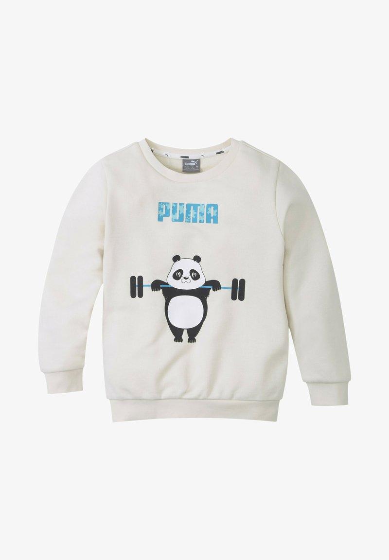 Puma - Sweatshirt - eggnog