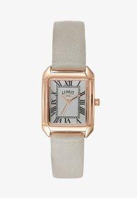 Limit - ADIES STRAP WATCH DIAL WITH ROMAN - Horloge - grey - 0