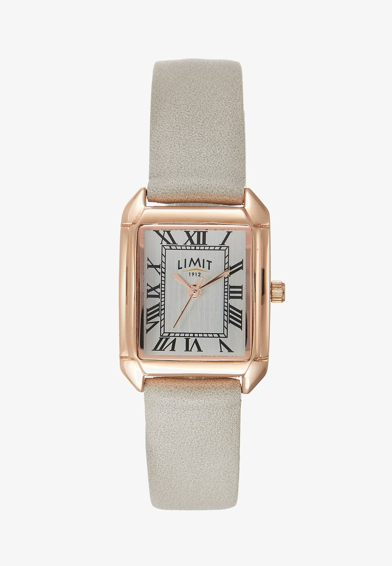 Limit - ADIES STRAP WATCH DIAL WITH ROMAN - Horloge - grey
