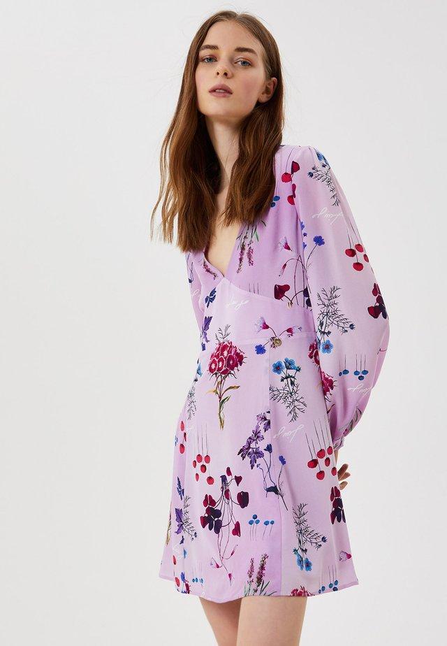 Sukienka letnia - violet