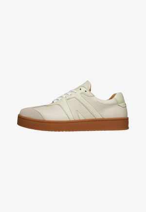 RETRO DRAFT DD - Sneakers laag - weiß/grün