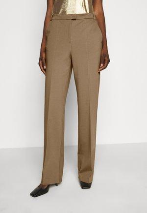 SHYLA  PANTALONE - Pantalon classique - camel
