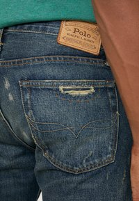 Polo Ralph Lauren - VARICK - Jeans slim fit - riggson repaired - 3