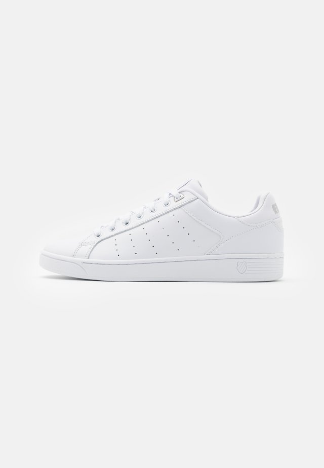 CLEAN COURT  - Zapatillas - white/gullgray