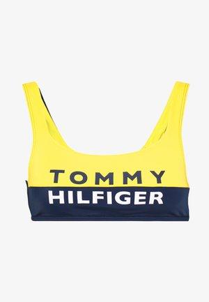 BOLD BRALETTE - Bikiniöverdel - bold yellow