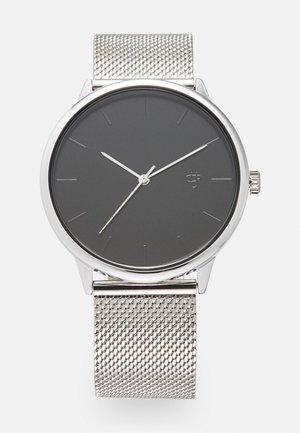 NANDO UNISEX - Orologio - black/silver-coloured