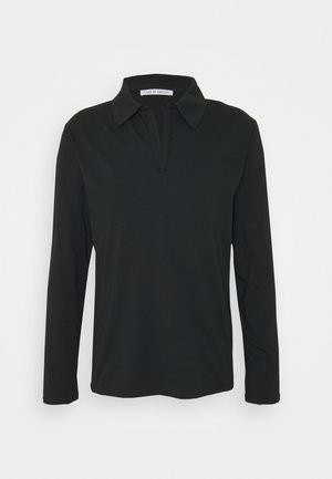 TRUANE - Long sleeved top - black
