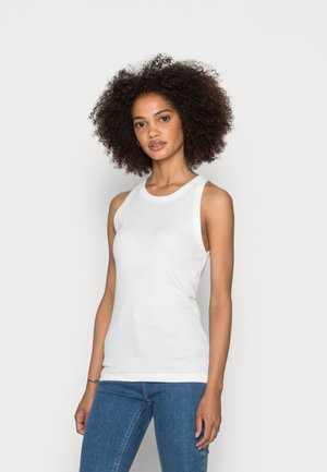 Top - cotton white