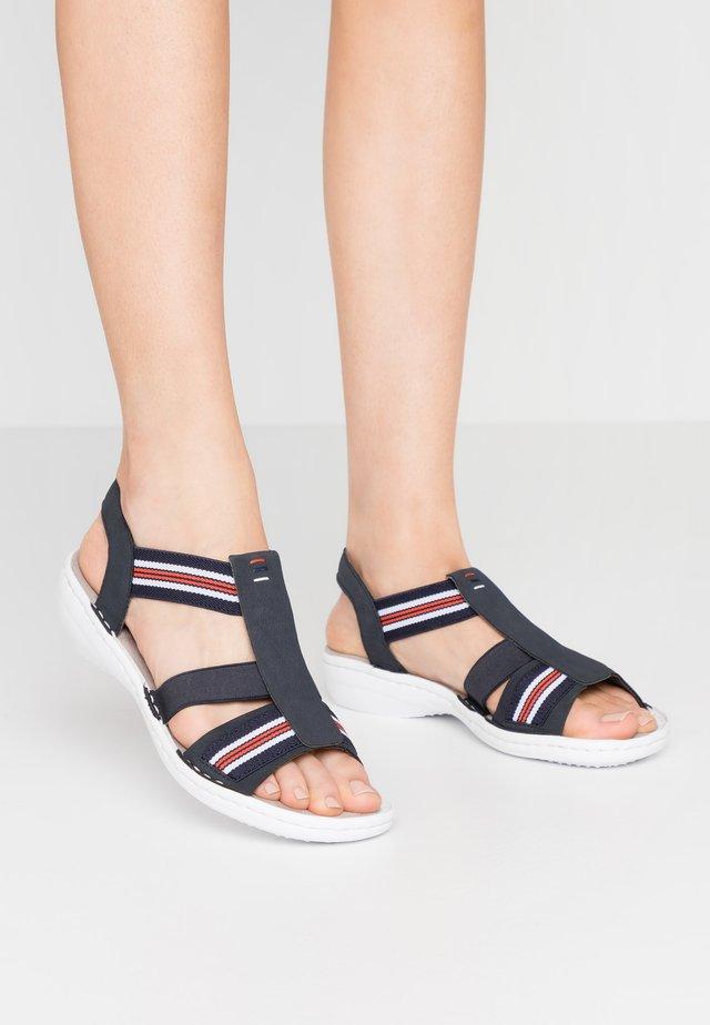 Sandály - pazifik