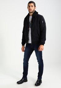 INDICODE JEANS - PITTSBURG - Jeans slim fit - dark blue - 1