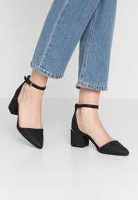 Call it Spring - DRIZZY - Tacones - black - 0