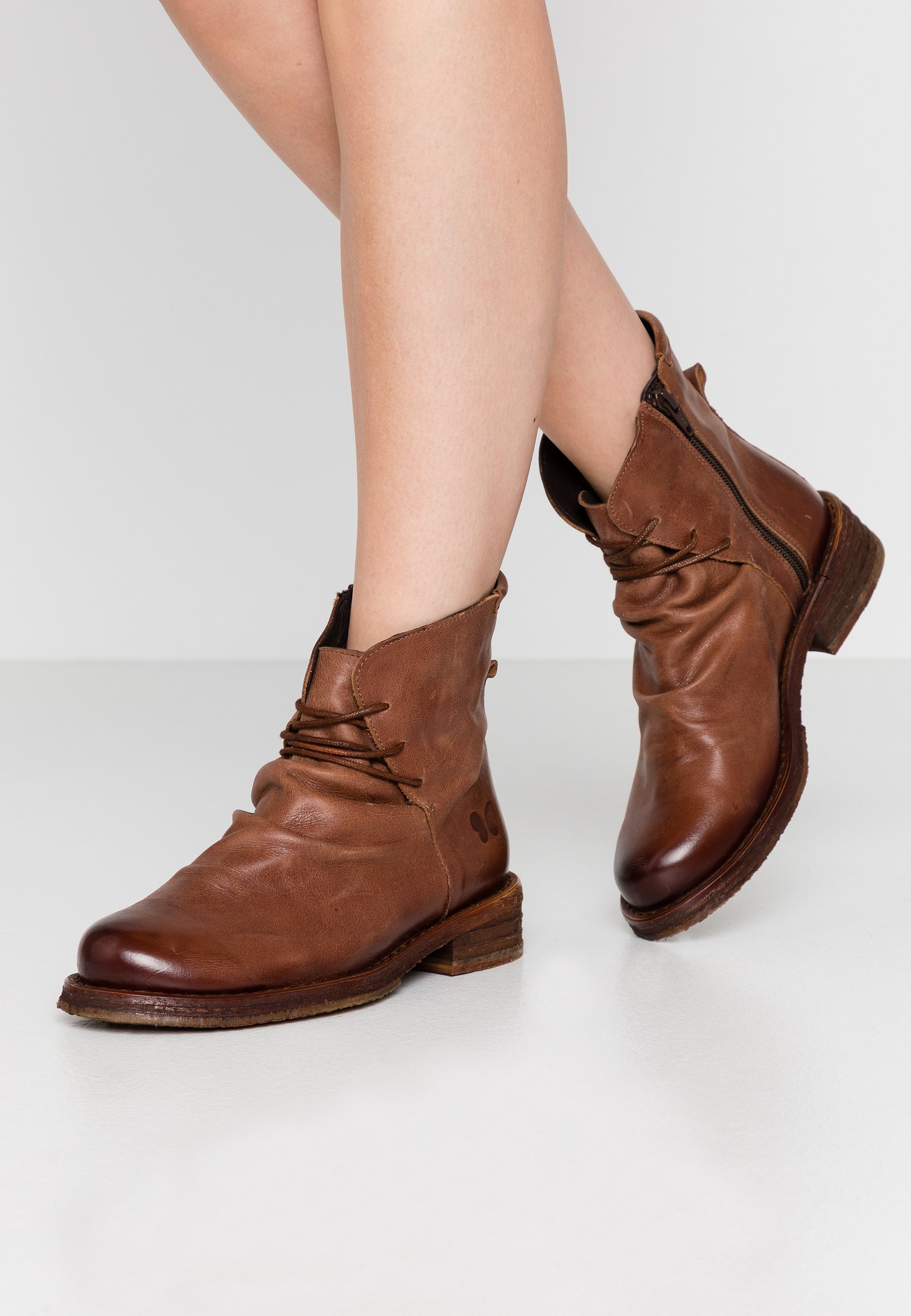Felmini COOPER - Cowboystøvletter - uraco marvin santiago brown