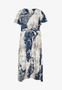 Zizzi - Day dress - dark blue - 1