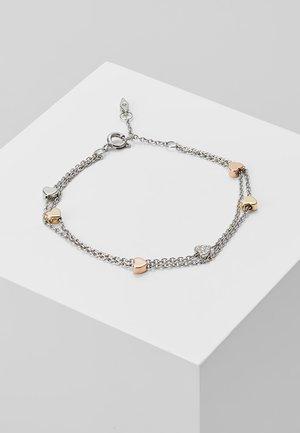 VINTAGE MOTIFS - Bracelet - silver/roségold/gold-coloured