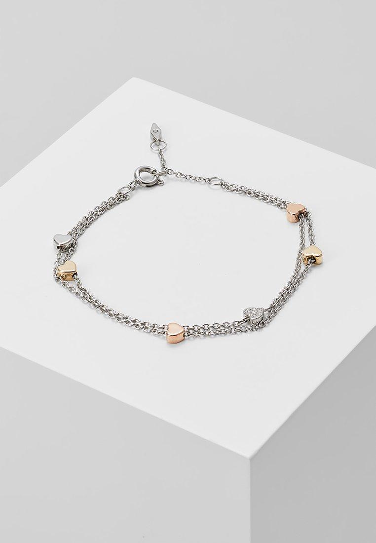 Fossil - VINTAGE MOTIFS - Bracelet - silver/roségold/gold-coloured