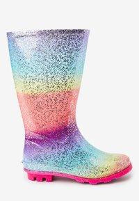 Next - RAINBOW GLITTER - Wellies - multi-coloured - 2