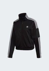 adidas Originals - TRACK TOP - Trainingsjacke - black - 11