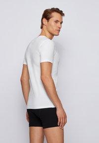 BOSS - 2 PACK - Undershirt - white - 1
