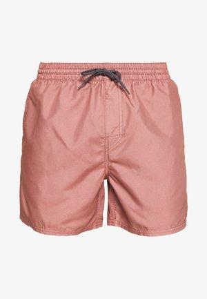 EASY LIVING VOLLEY - Swimming shorts - mushroom