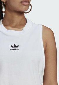 adidas Originals - TANK - Top - white - 4
