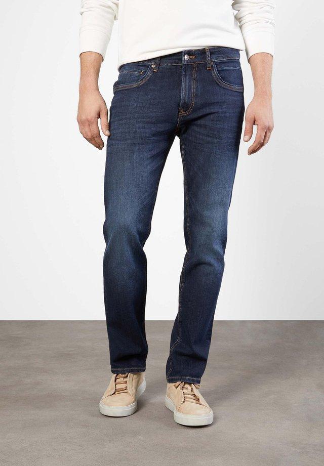 ARNE - Slim fit jeans - dark blue
