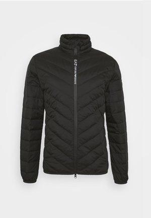 GIACCA - Gewatteerde jas - black