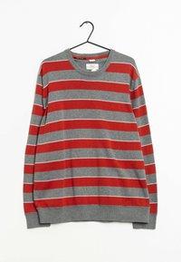s.Oliver - Stickad tröja - red - 0