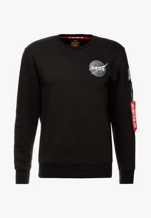 NASA - Felpa - schwarz