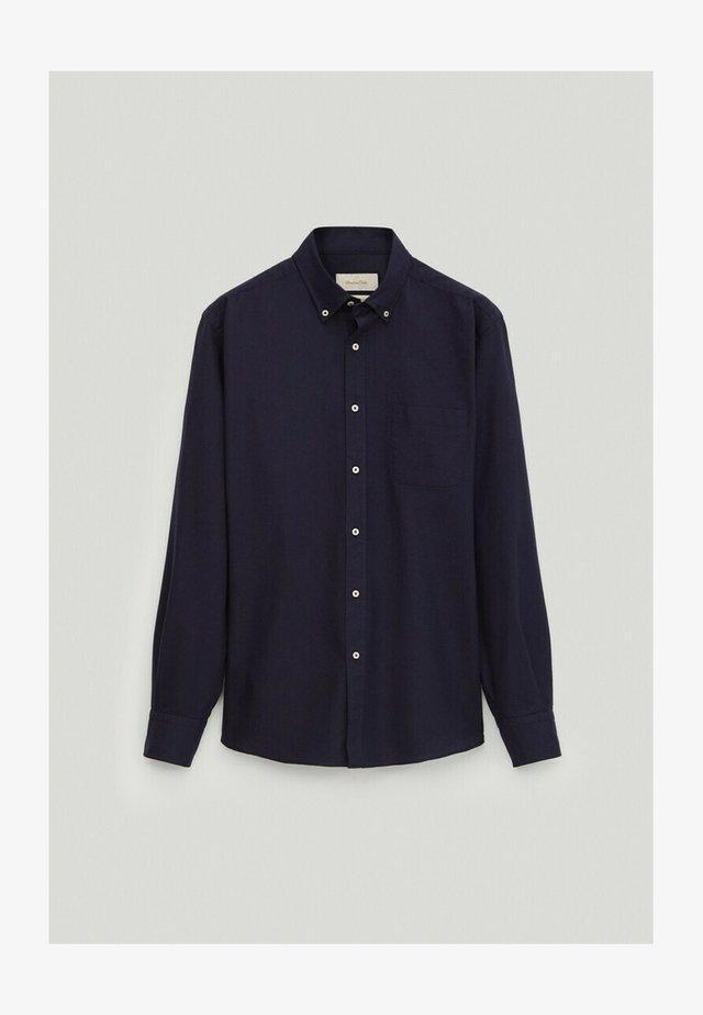 REGULAR-FIT - Koszula biznesowa - blue-black denim