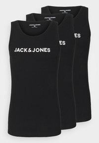 JACLOGO TANK 3 PACK - Undershirt - black