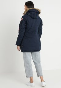 Alpha Industries - POLAR JACKET - Vinterkappa /-rock - blue - 2