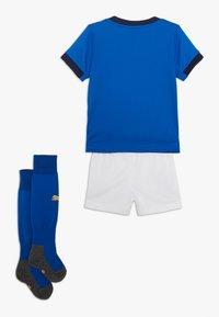 Puma - ITALIEN FIGC HOME MINIKIT SET - National team wear - team power blue/peacoat - 1