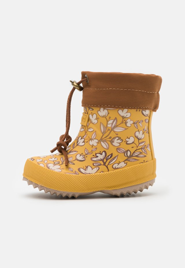 THERMO BABY - Wellies - mustard