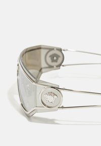 Versace - UNISEX - Sunglasses - silver coulored - 4