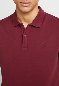 Scotch & Soda - CLASSIC GARMENT  - Poloshirt - bordeaux - 4