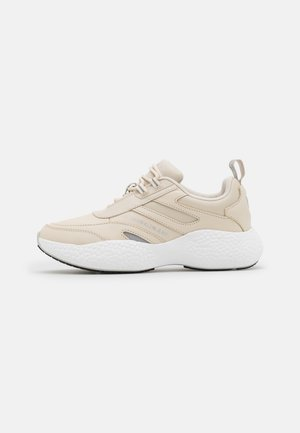 SPORTY RUNNER LACEUP - Trainers - muslin