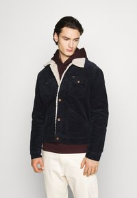 Wrangler - SHERPA - Light jacket - navy - 0