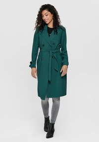JDY - JDYARYA - Trench - deep teal - 1