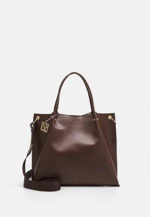 BIG SHOPPING - Tote bag - marrone scuro