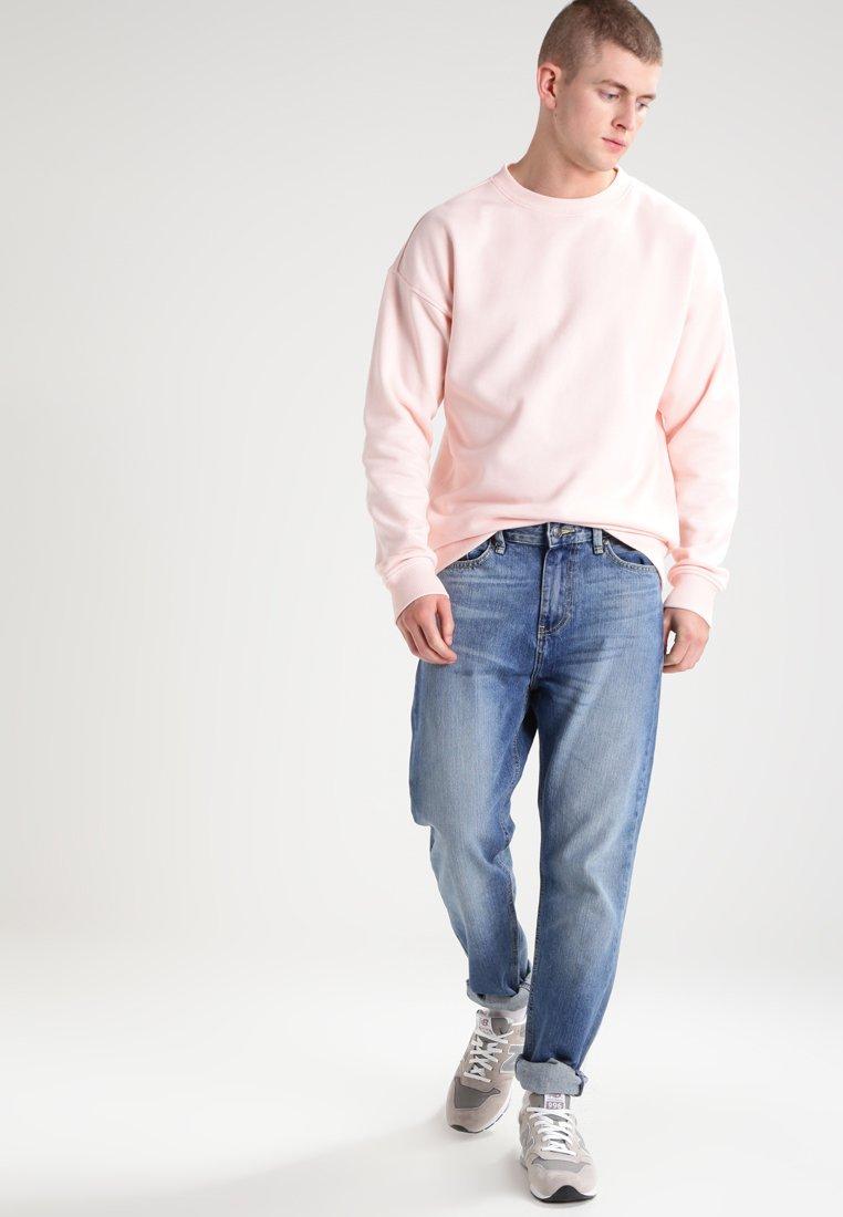 Urban Classics Crewneck - Bluza Pink