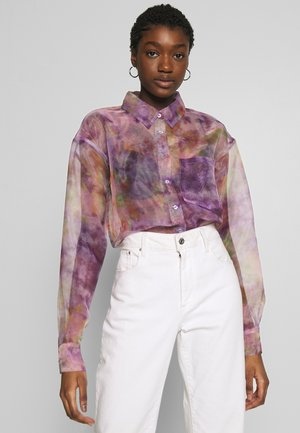 PRINTED ORGANZA - Skjorte - multicoloured
