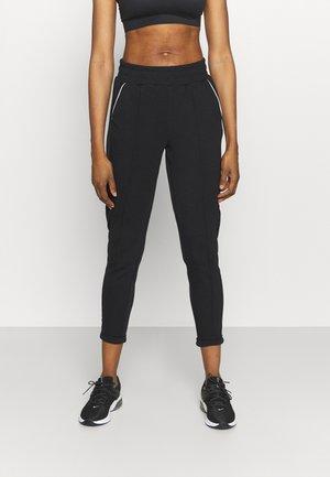 ONPJODINA - Pantalones deportivos - black/white