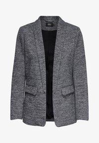 ONLY - Blazer - dark grey melange - 4