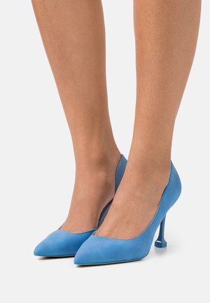 ANDREAA - Klassiske pumps - blue