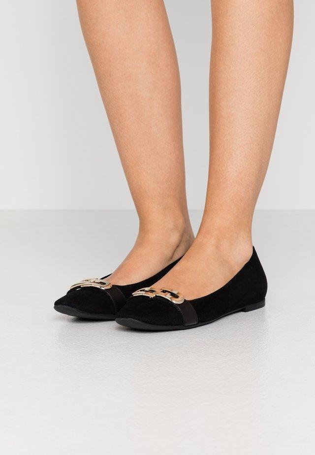 CHAIN - Ballet pumps - nero