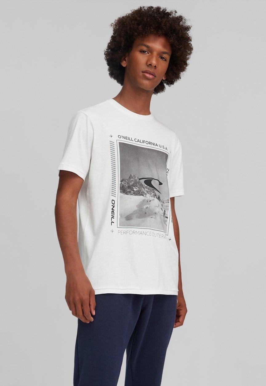 Herren TEES MOUNTAIN - T-Shirt print