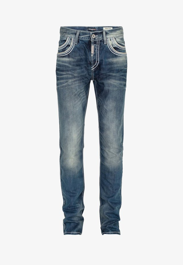 Relaxed fit jeans - standard