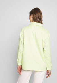 Monki - HANNA JACKET - Summer jacket - light green - 3