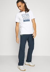 CMP - MAN ZIP OFF PANT - Trousers - cosmo - 4