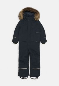Didriksons - BJÖRNEN KIDS COVER - Snowsuit - navy - 0